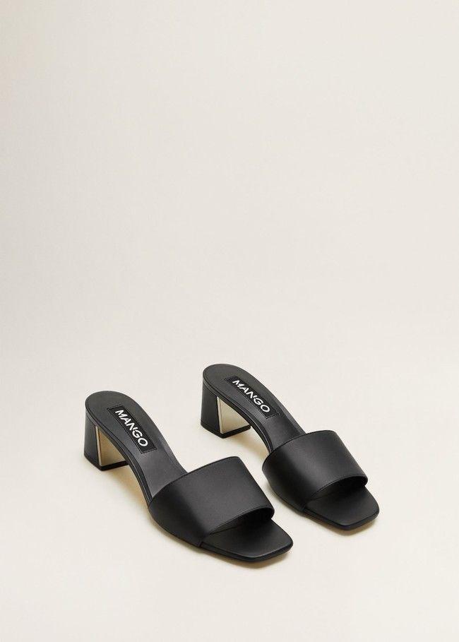 De botas a sandalias, ¡puntas cuadradas lo más in!