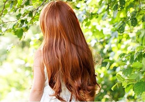 ¡El cabello rojo es tendencia!