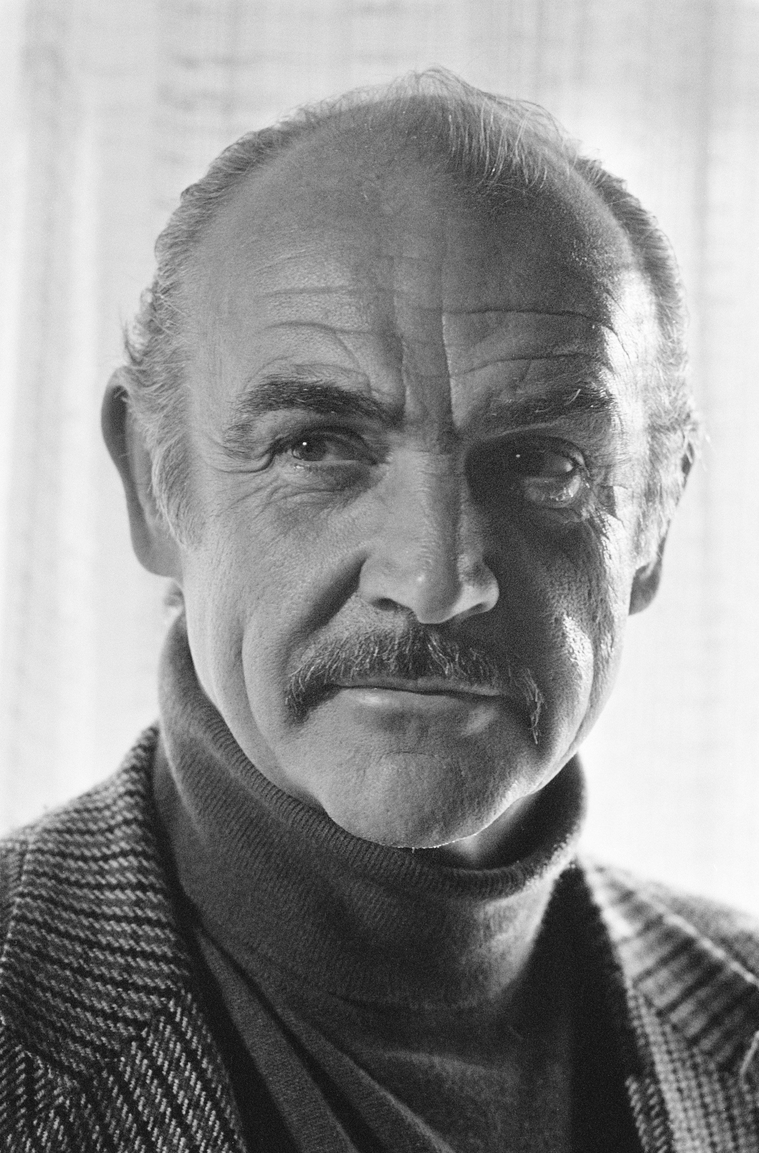 Falleció a sus 90 años Sean Connery