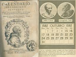 El calendario Gregoriano y la semana que nunca existió
