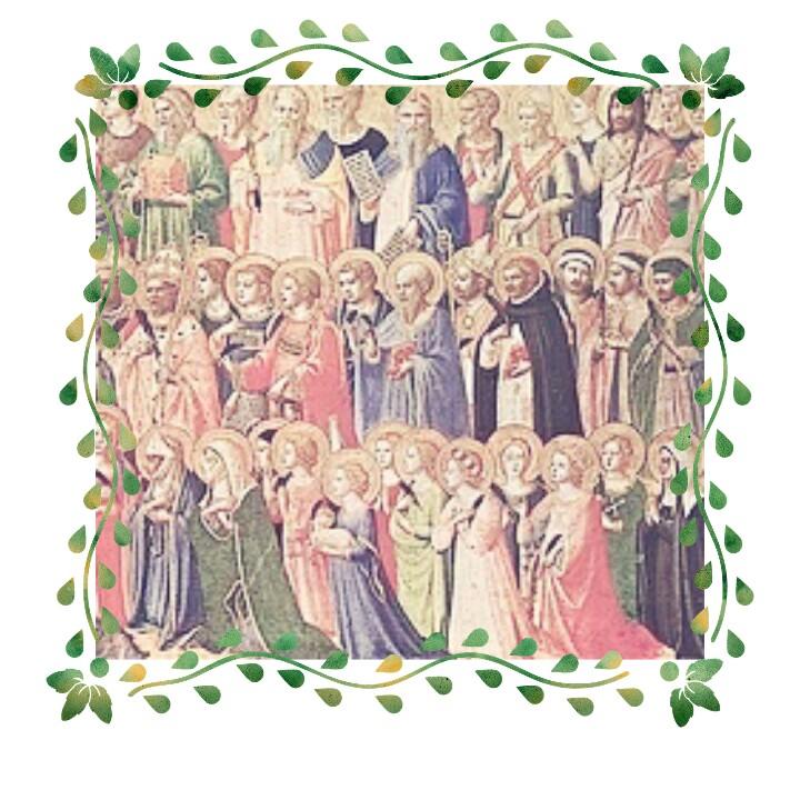 La celebración del Día de Todos los Santos