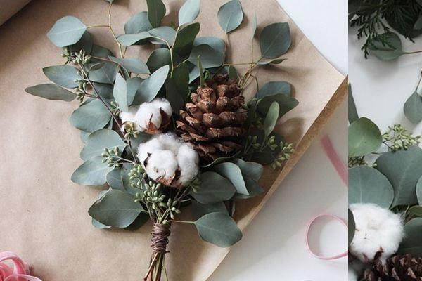 Los eucaliptos, ideales en decoración y de aroma maravilloso
