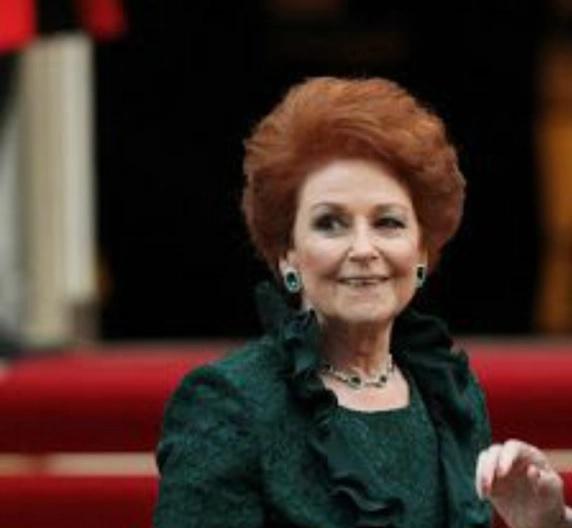 Falleció Lady Elizabeth Shakerley, prima de Elizabeth II y reconocida organizadora de eventos