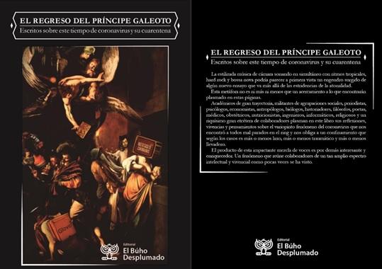 El Búho desplumado arriba al mundo editorial argentino con el lanzamiento de El Regreso del Príncipe Galeoto