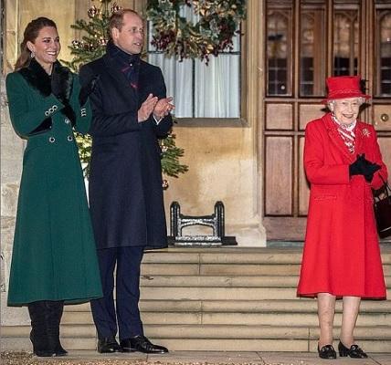 William y Kate y su Royal Train Tour