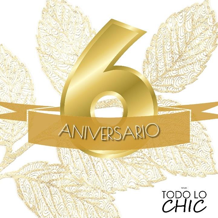 EDITORIAL Celebramos 6 maravillosos años