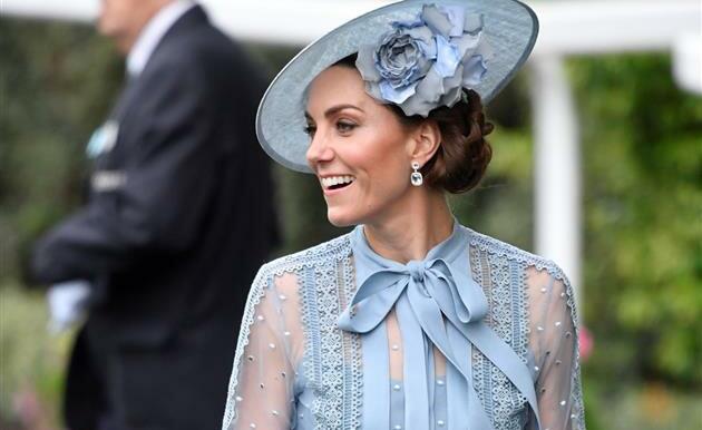 Kate Middleton, ícono chic de glamour y elegancia