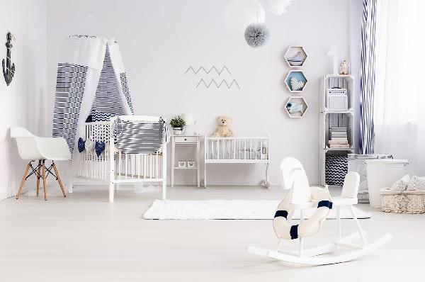 Tips al momento de decorar la habitación de un bebe