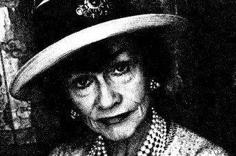 La muerte de la diseñadora de moda 'Coco' Chanel