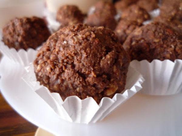 Una dulce manera de pasar el domingo…bombones tipo Ferrero Rocher