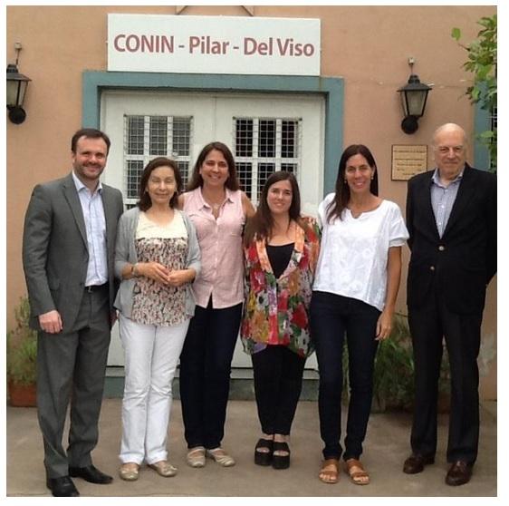 Los caballeros de la Orden de Savoia agasajaron a niños del Jardín de Arroyito de Argentina