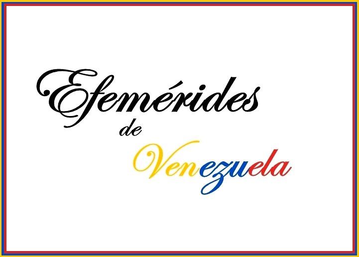 Efemérides de Venezuela, nacimiento de Alberto Arvelo Torrealba