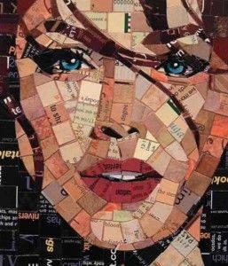 Arte con reciclaje, fantástico y bello