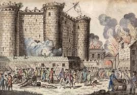 Recordando la toma de la Bastilla