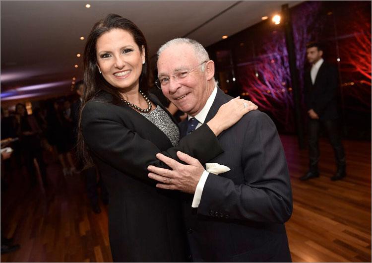 Inauguración de nueva boutique de la chicquisima firma de joyería Cartier