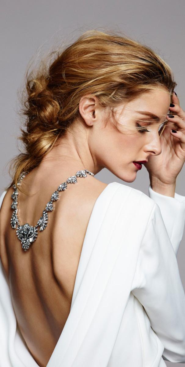 La mega chic colección de joyas de Olivia Palermo