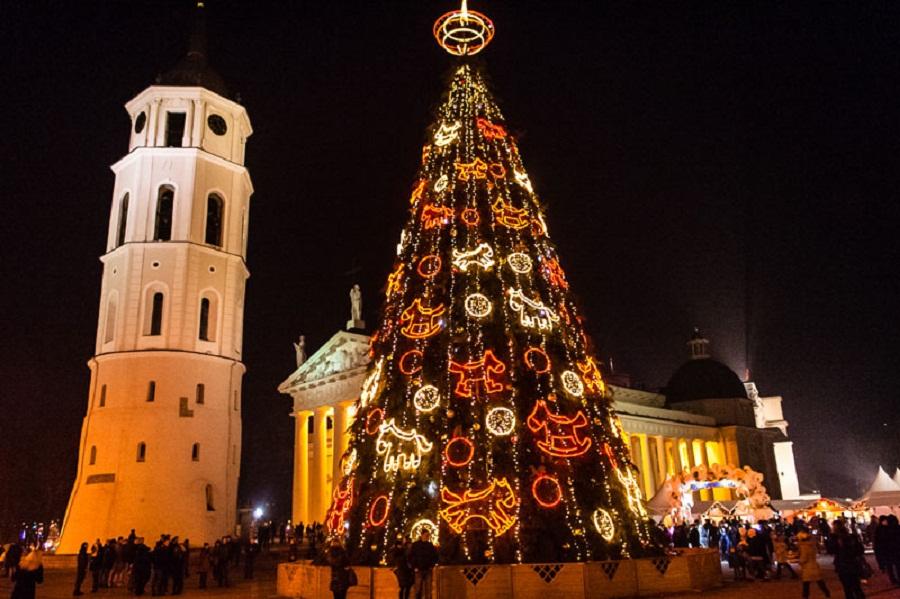 Lituania y su Navidad