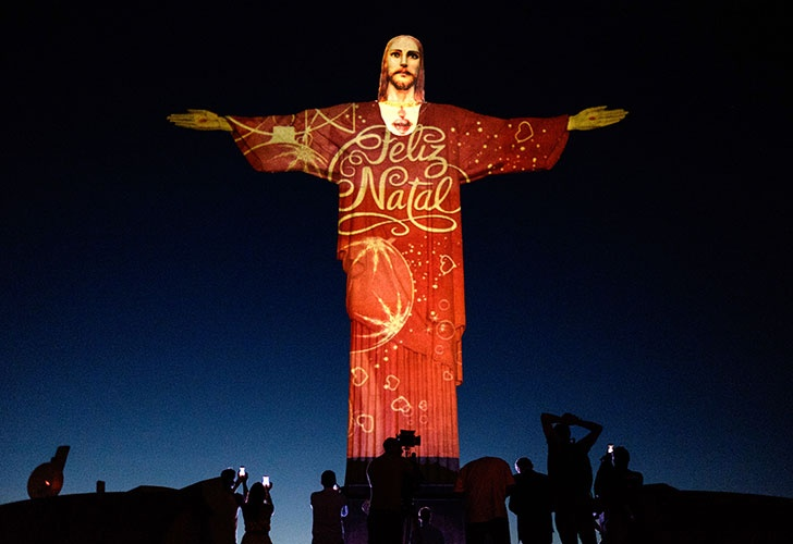 Fotos De Navidad En Brasil.Como Se Celebra La Navidad En Brasil