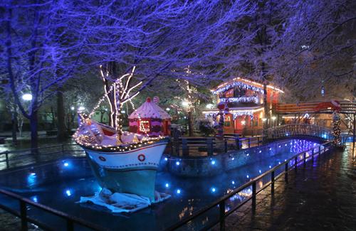 La Navidad griega