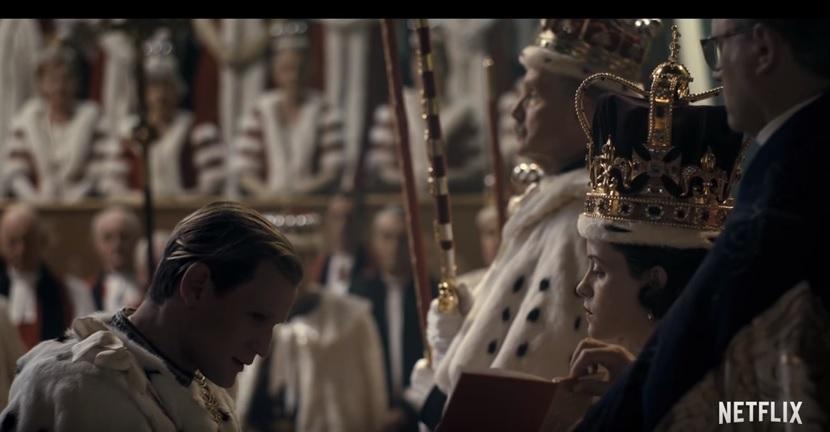 """The Crown"", la próxima serie sobre la reina Isabel II"