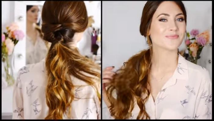 Rizos y ondas 3 Peinados fáciles y rápidos| TUTORIAL by Lizy P