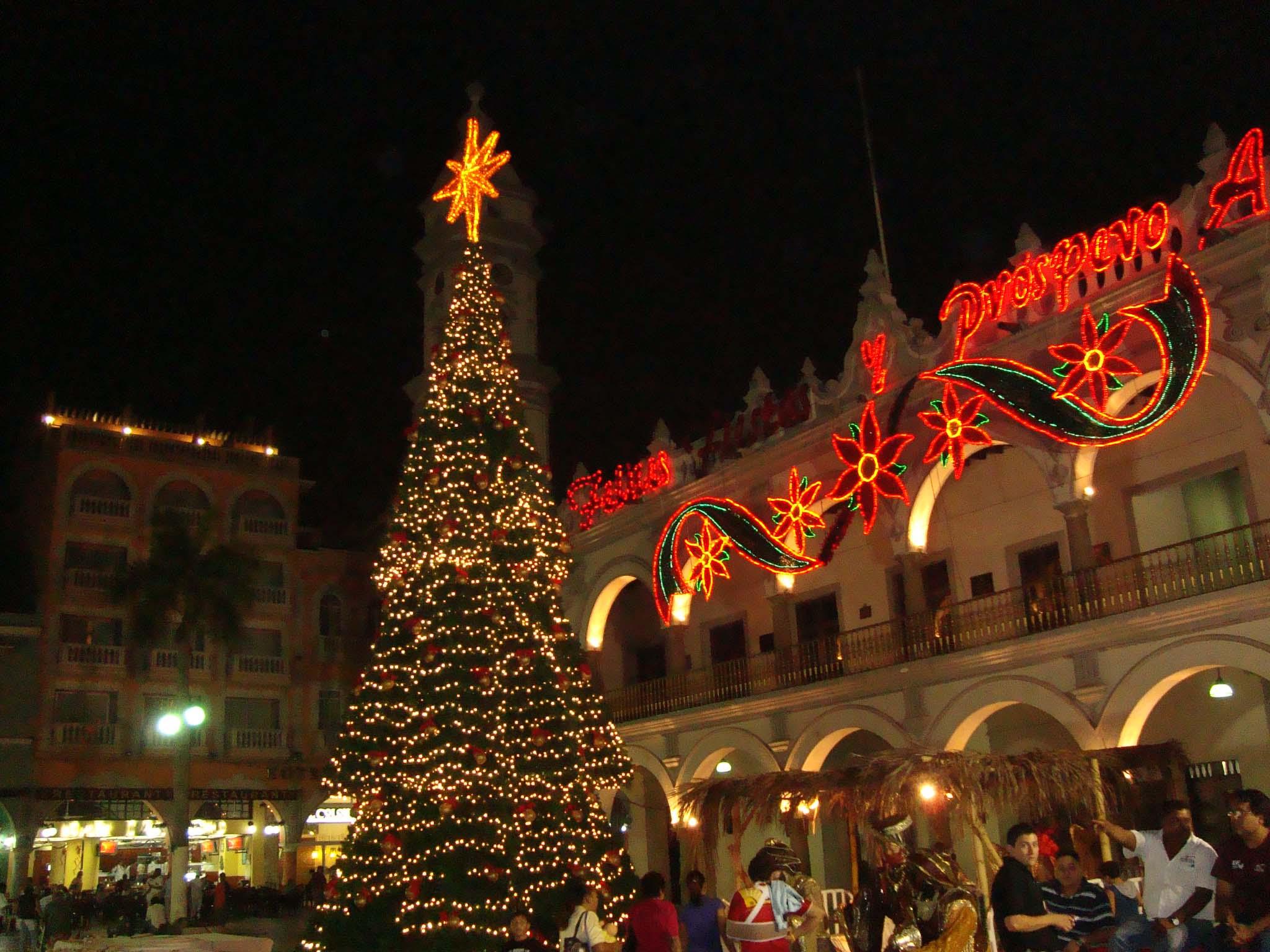 Las tradiciones de Navidad en México