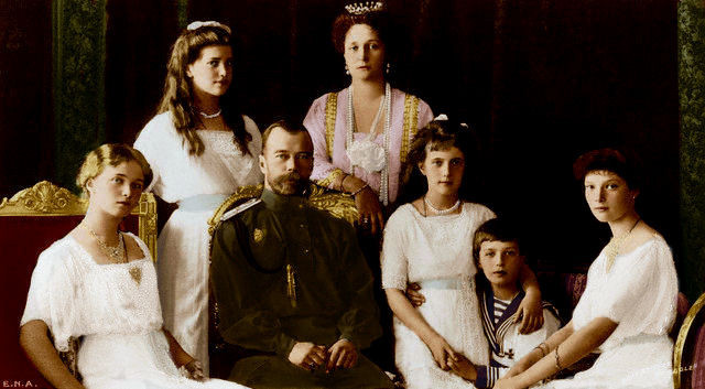 Los misterios del asesinato del zar Nicolás II y su familia