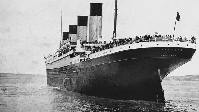 Titanic, aquella historia que nos impacta siempre tanto