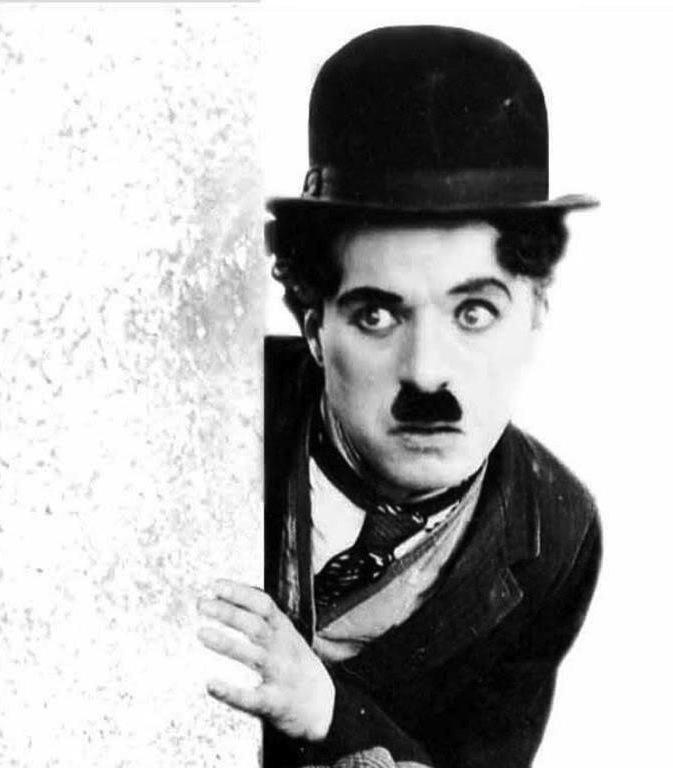 ¡Vive! poema de Charles Chaplin, recordando al gran Charlot en su aniversario