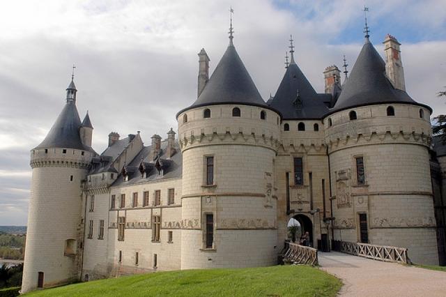 El Castillo de Chaumont-sur-Loire, un lugar de ensueño