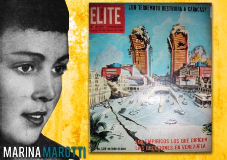 Curiosidades sobre el terrible terremoto de Caracas 1967