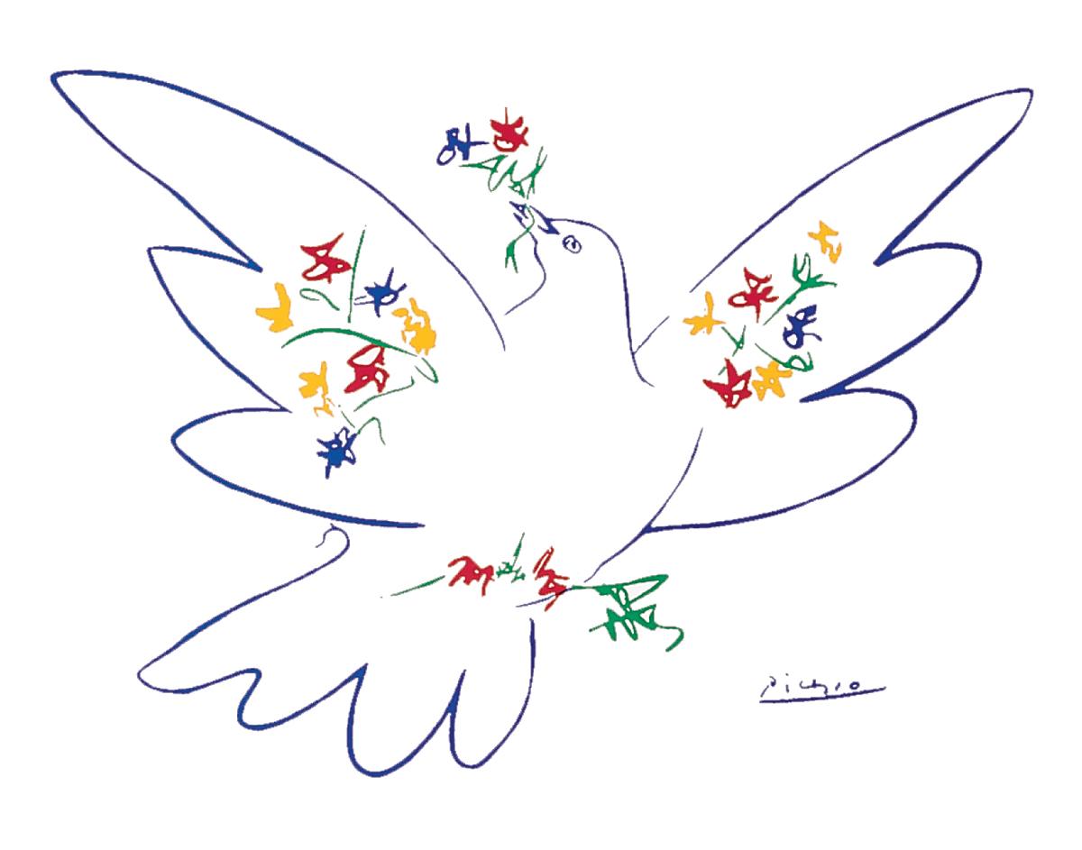3 Hermosos poemas dedicados a la paz