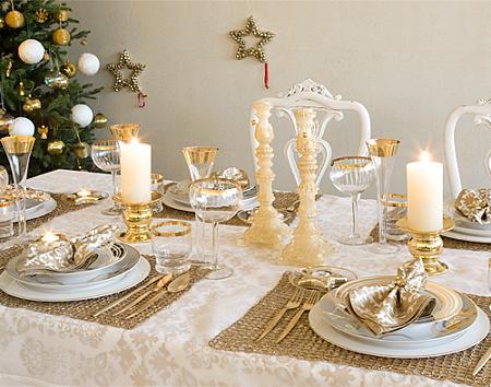 La más chic para Navidad, facilmente tu fiesta espectacular!