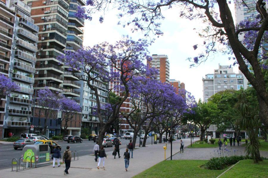 Buenos Aires de Jorge Luis Borges