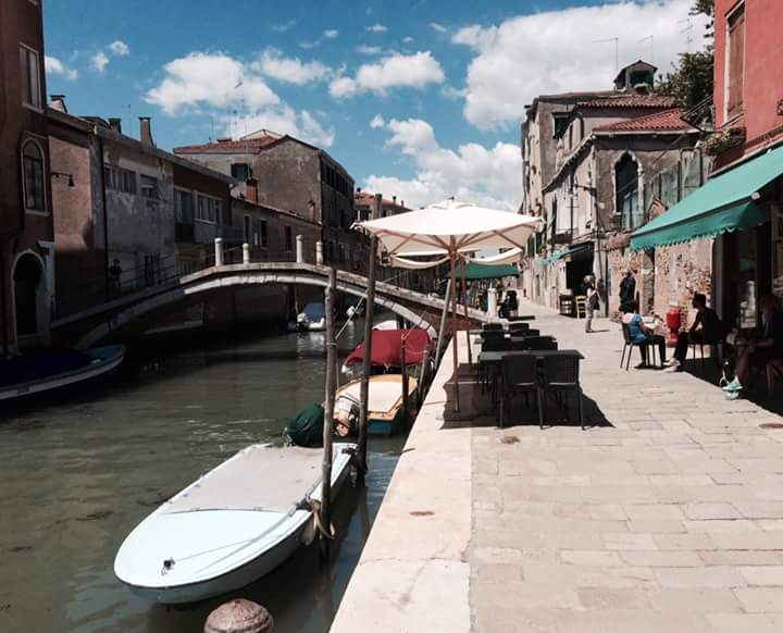 Anice Stellato, la osteria chic de la mágica Venecia