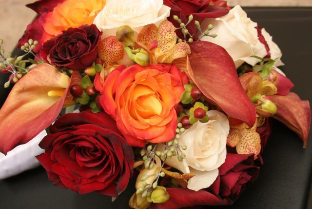 Tendencias florales  para bodas en otoño e invierno 2018
