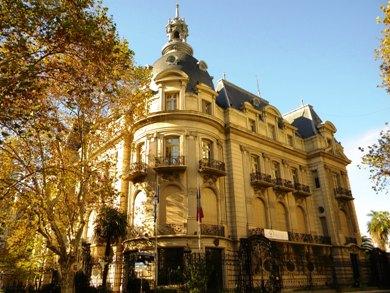 El fastuoso Palacio Ortiz Basualdo de Buenos Aires