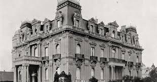 Palacio Ortiz Basualdo (Plaza San Martín), el desaparecido palacio lleno de glamour!