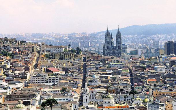Quito, ciudad llena de encanto y de magia