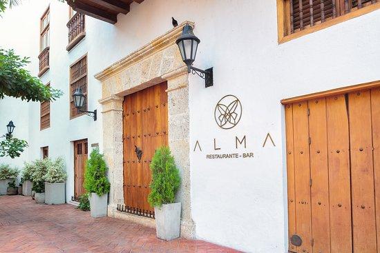 Restaurante Alma, un lugar chic de Cartagena