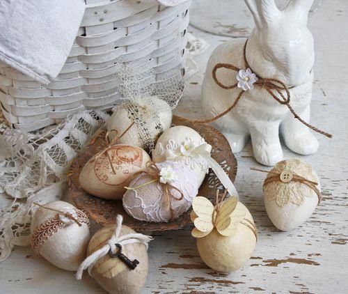 Ideas hermosas para decorar en Pascua