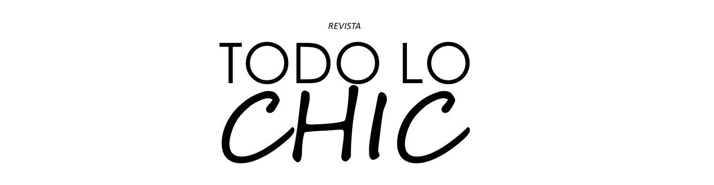 REVISTA TODO LO CHIC
