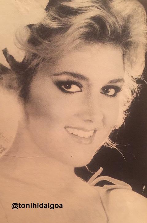 Donna Bottoni, Miss Venezuela Internacional 1983. Cuenta su historia