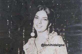 «Entrevista a Glenda Guerrero, Miss Anzoátegui 1966» por Tony Hidalgo