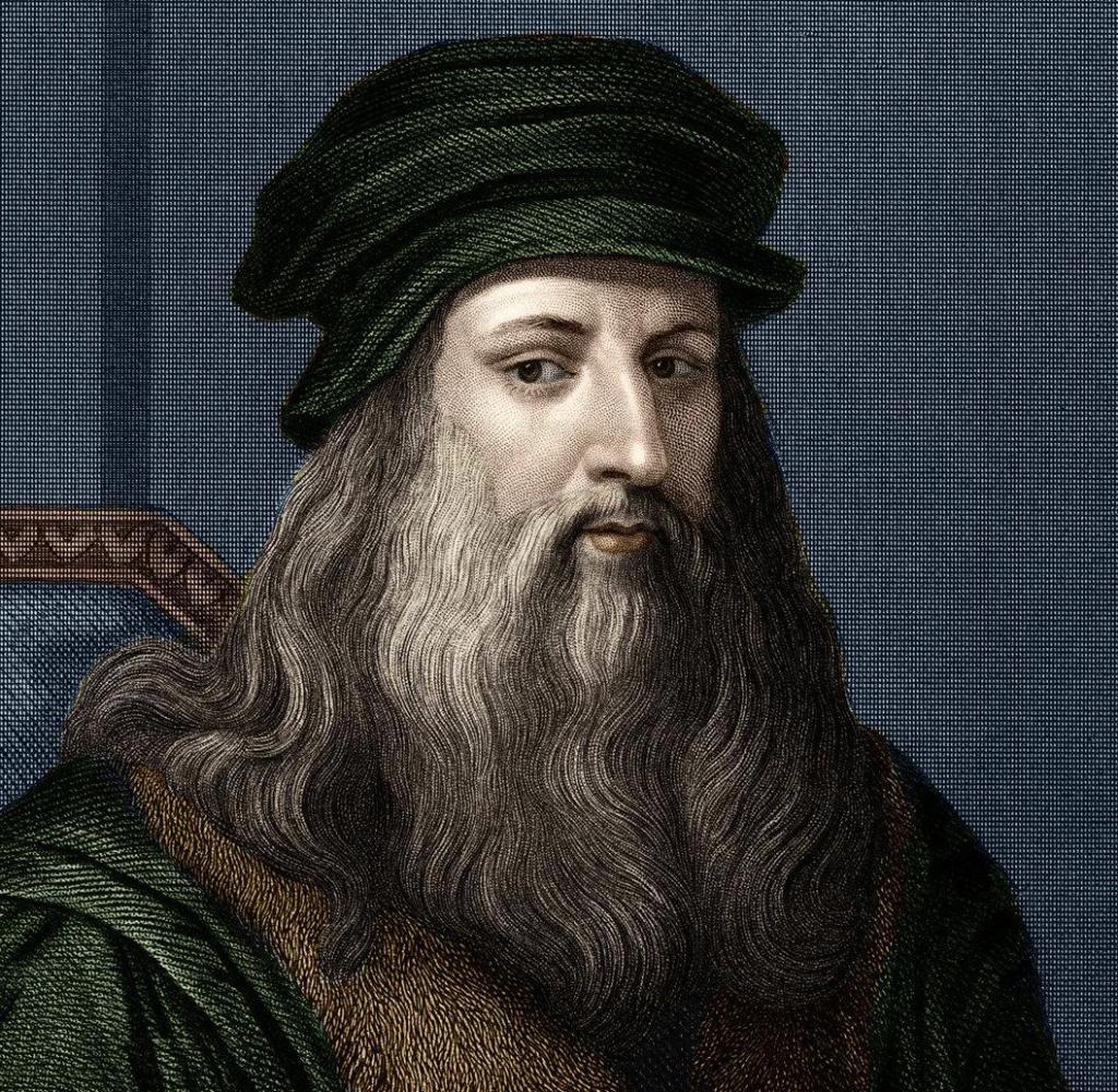 Da Vinci, ese gran genio