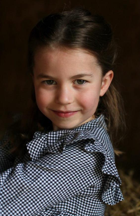 El 5to cumpleaños de la adorable princesita Charlotte