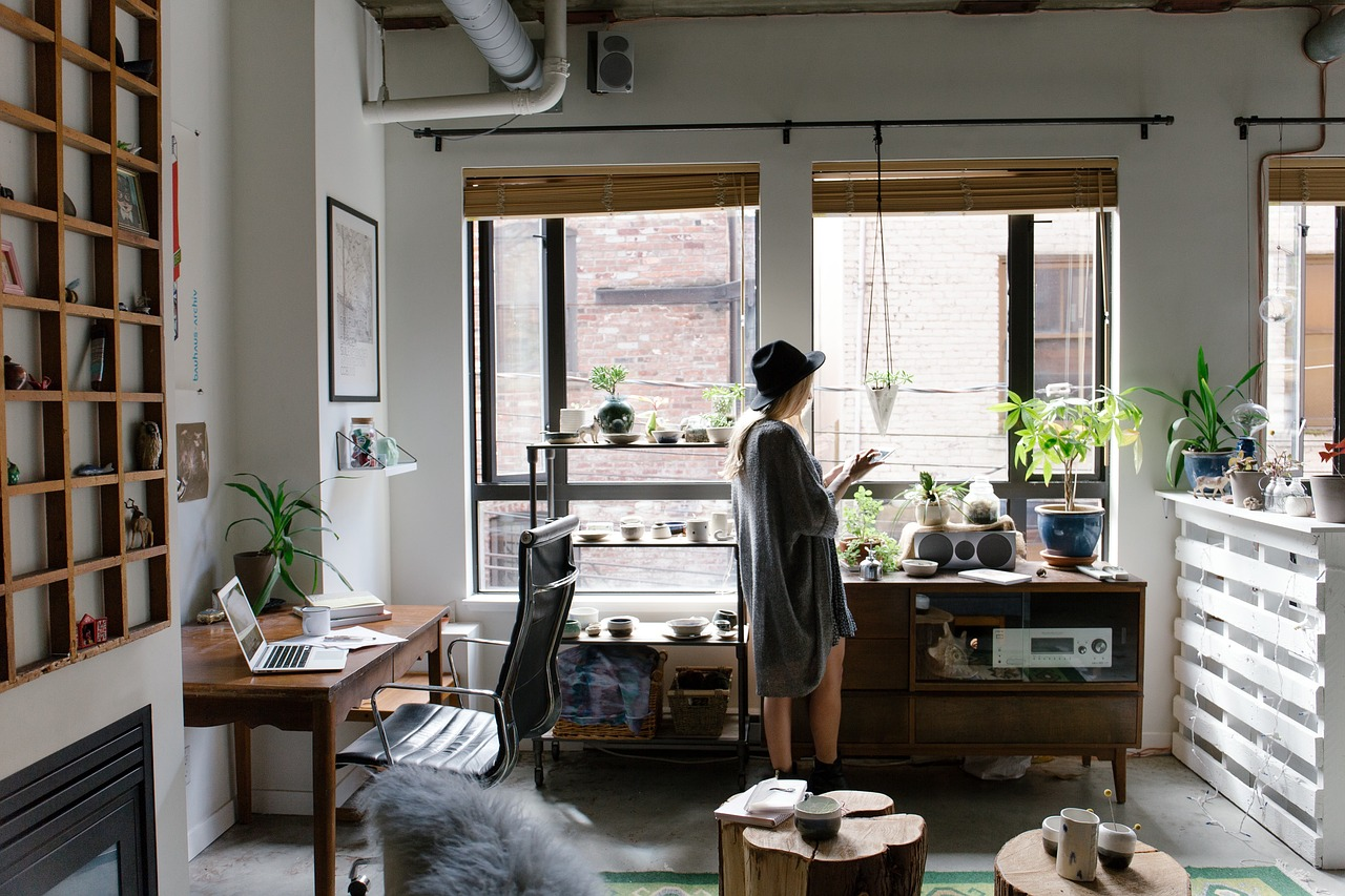 Tips para organizar una oficina desde casa