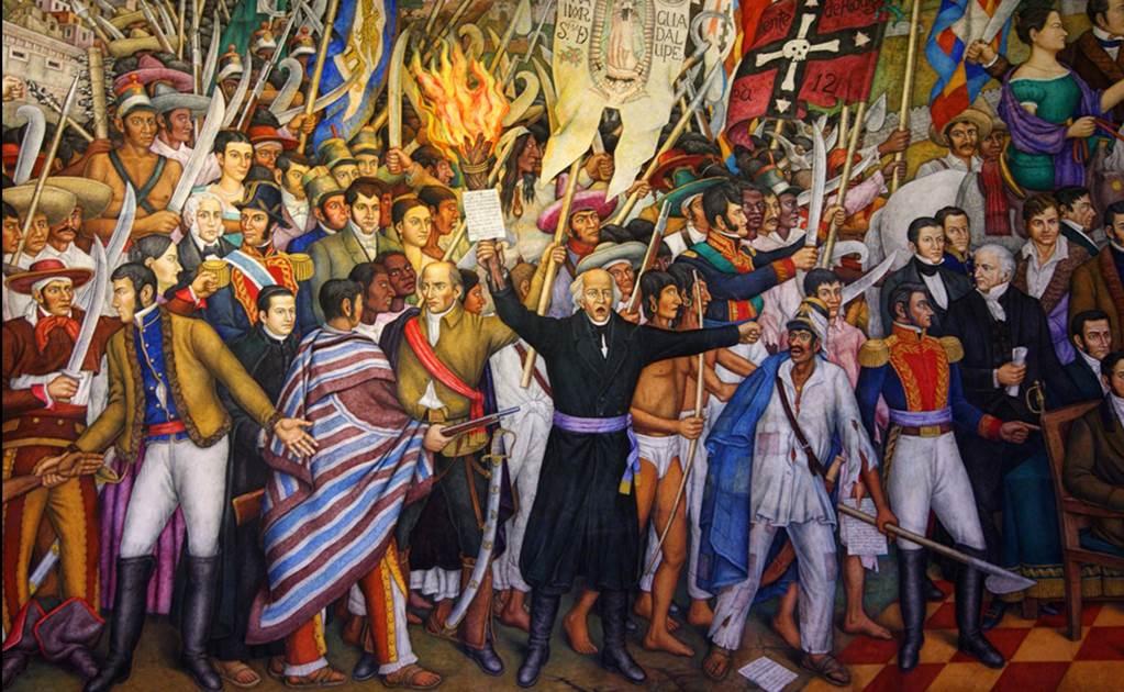El Grito de Dolores y la Independencia de México