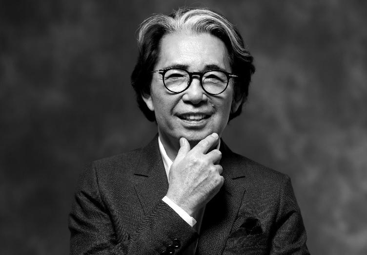Murió el diseñador japonés Kenzo Takada