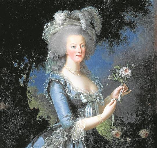María Antonieta, reina chic de la historia